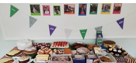 We raised over £200!!