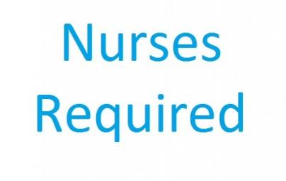 Nurses required